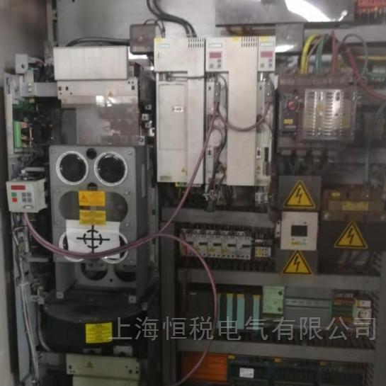 西门子运行变频器内部冒烟诚信修复