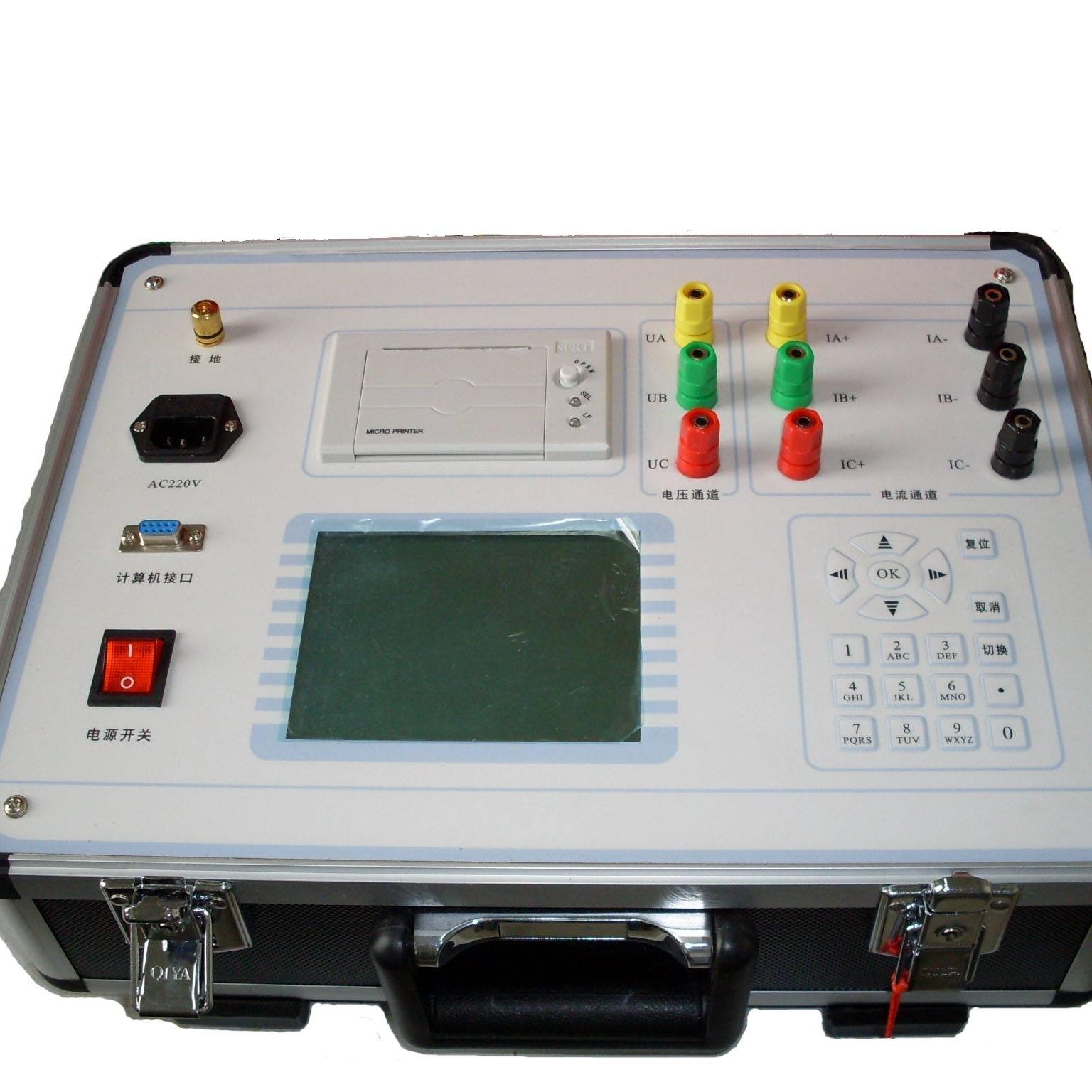 江苏生产变压器空负载特性测试仪定制厂家