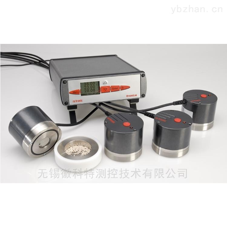 羅卓尼克臺式水活性顯示儀表微波水分測定儀