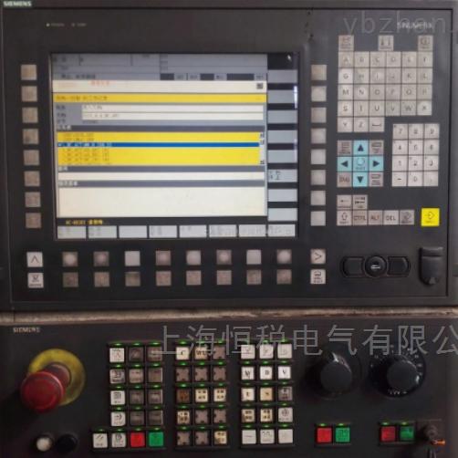 西门子840D数控系统F31806十年修复解决