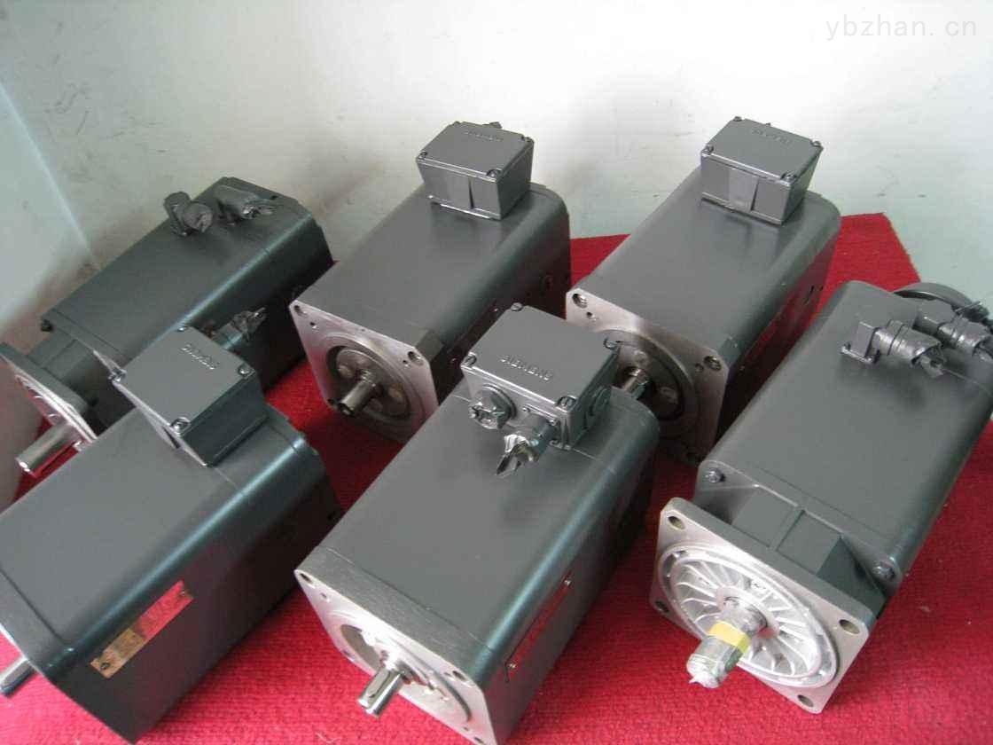 衢州西门子828D系统伺服电机更换轴承-当天检测提供维修