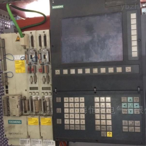 西门子数控系统报警207900电机堵转诚信修复