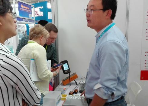 磐然测控出席多国展 引领国产温度计量仪器走向世界