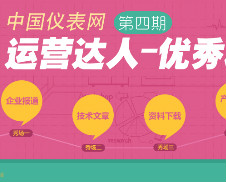 中国仪表网运营达人优秀精选第四期