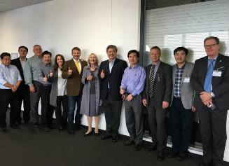 国际电工学会机器人应用技术咨询委员会召开会议