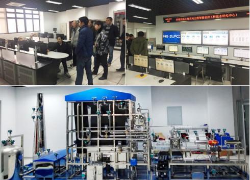 中控集团智能仪器仪表集成系统项目顺利过验