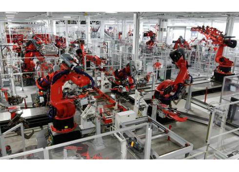 江苏南京科远自动化打造智慧工厂 藏匿无数传感器
