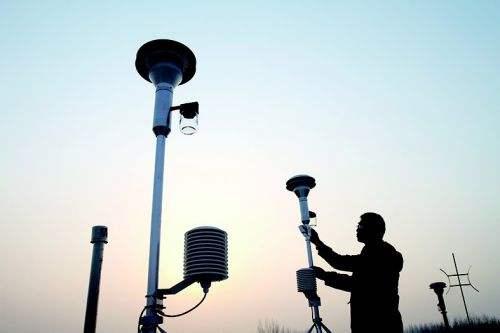 江苏苏州高新区实现空气质量监测自动化全覆盖