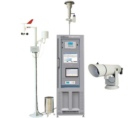 空气自动监测系统助力扬子石化实时监测空气质量