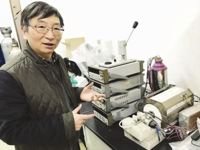 """自制""""土""""仪器在纳米和原子尺度寻找热电器件"""