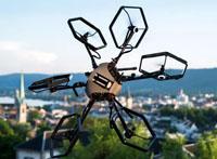 可360度自由翻轉無人機誕生