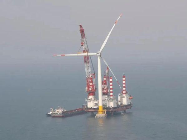 再發力!遠東電纜助力海上風場屹立渤海灣