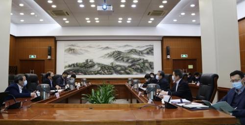 中核集团与清华大学深化校企合作 促进科研成果产业化