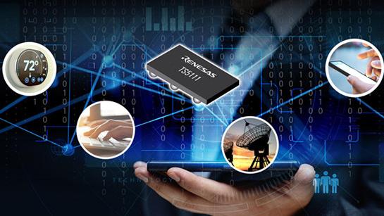 瑞萨电子推出精密温度传感器 适用于DDR5存储模块