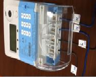 单相智能电表安装简介