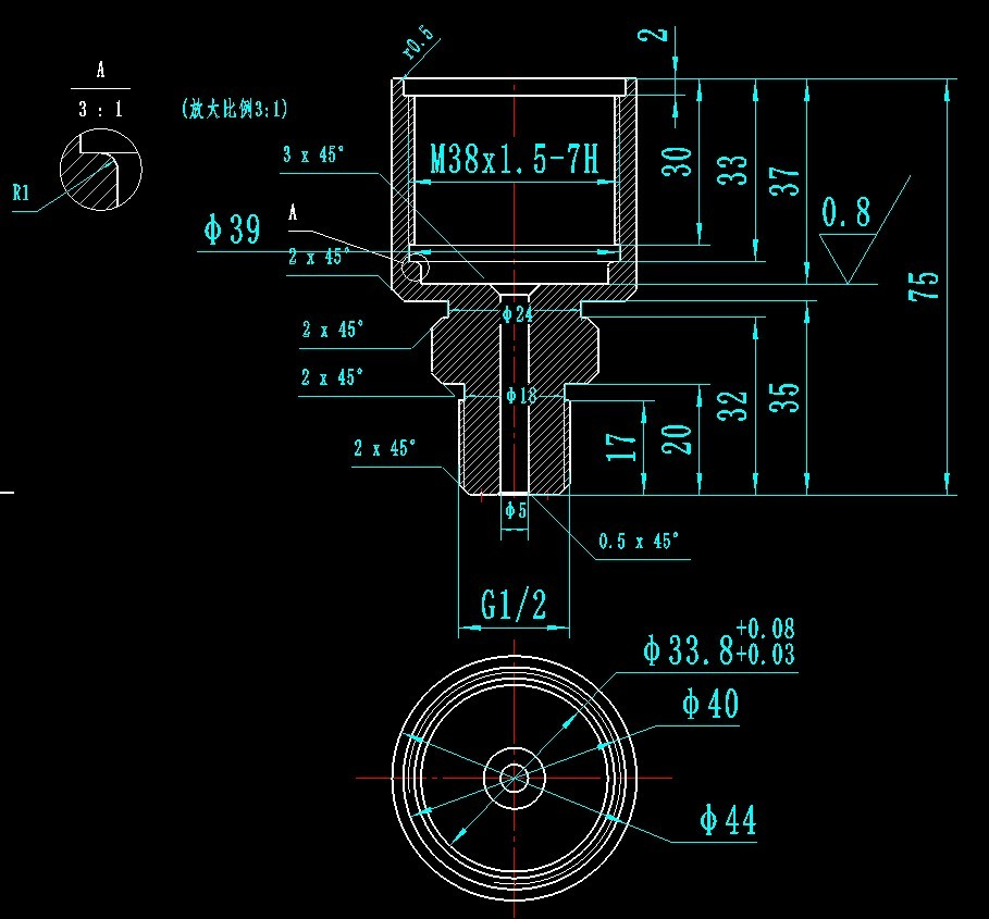 cps32陶瓷电容压力传感器