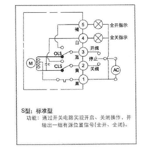 zy-05-开关型电动执行机构-扬州贝尔阀门控制有限公司