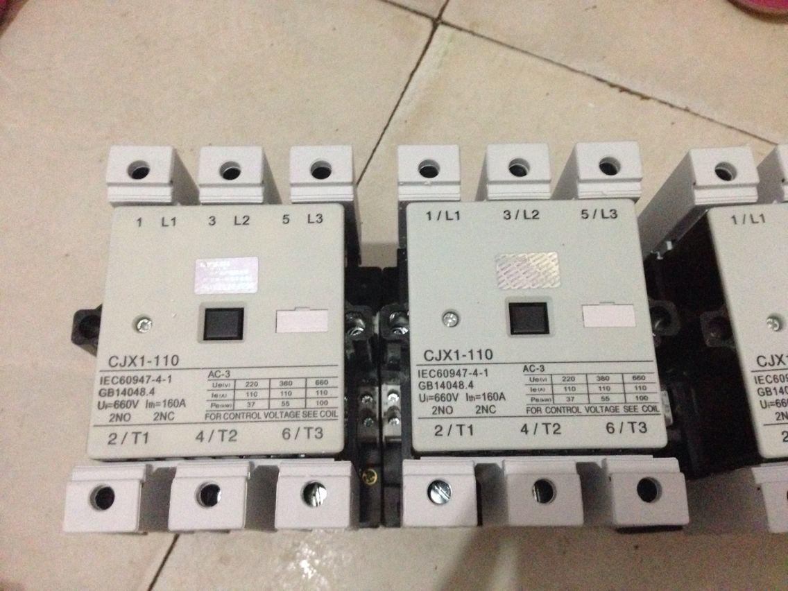 cjx1-16/22交流接触器
