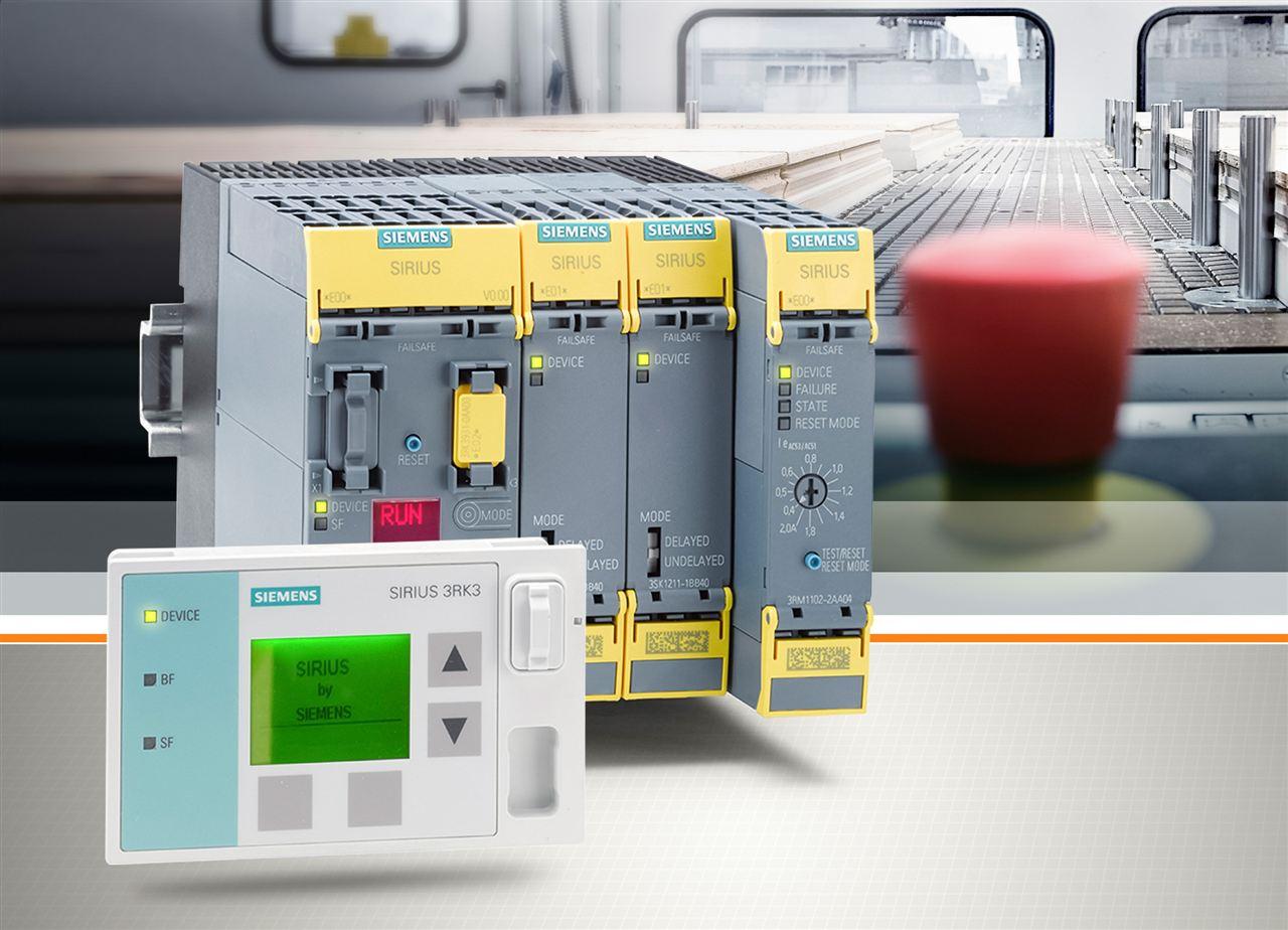 西门子发布继电器新品 六项安全功能护航