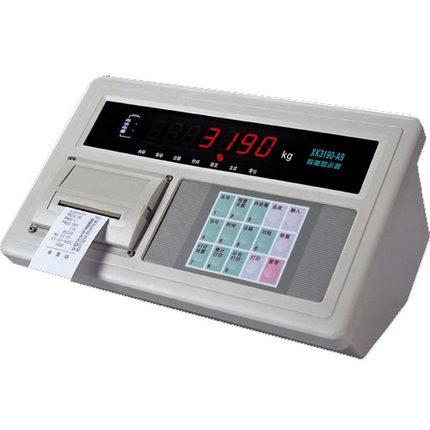 地磅称重仪表显示器工作原理