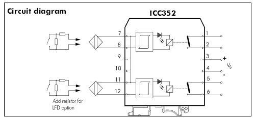 英国mtl信号隔离器-icc352