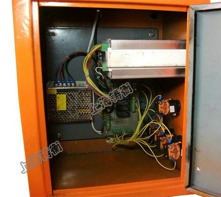 米糠包装机控制箱