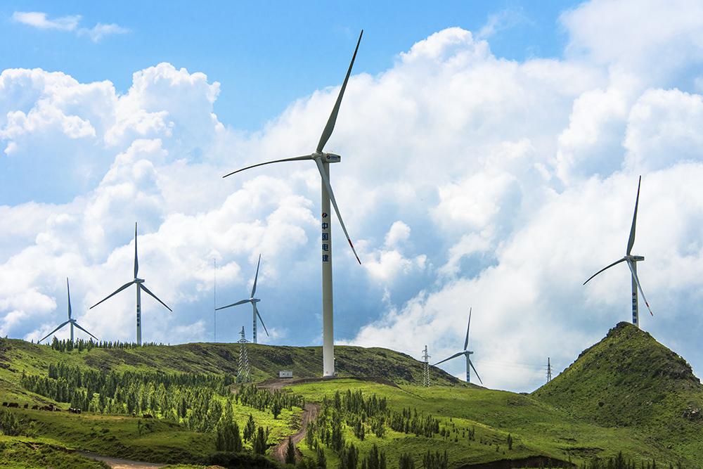 投资2067万 新疆阿勒泰风电供暖示范项目成功运行