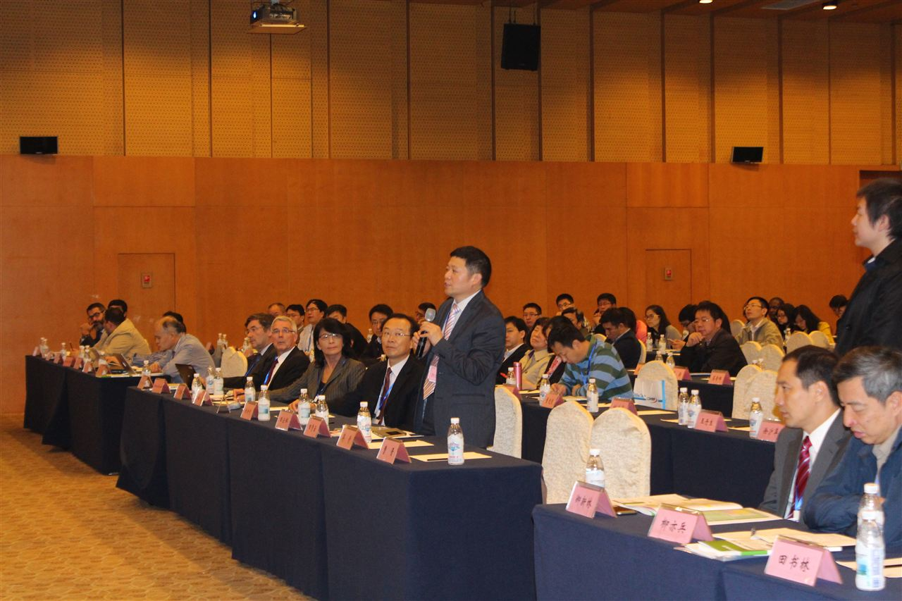 cis主办大数据时代结构健康监测主题会议
