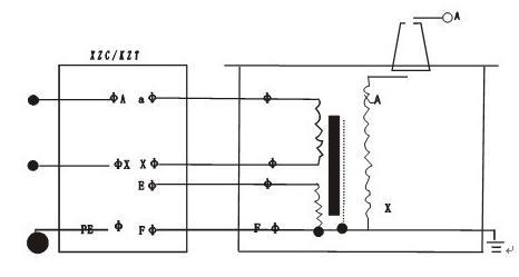 工频试验变压器,油浸式试验变压器