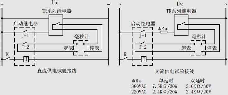 tr-33-tr-33数字式时间继电器