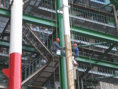 厂房钢结构除锈防腐施工公司
