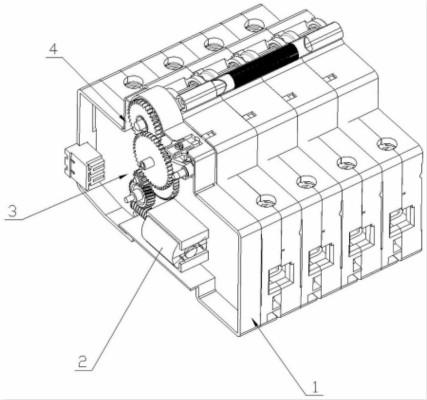 【仪表最新专利】电能表外置断路器远程合闸装置