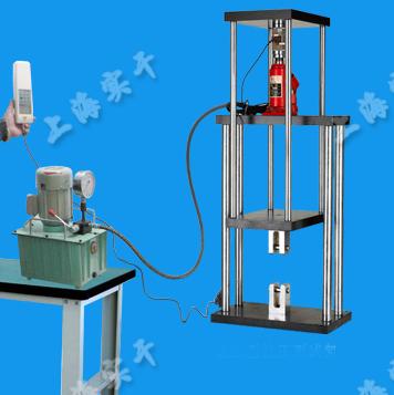 电动液压型拉压测试架图片