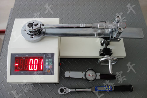   SGXJ扭力扳手校验仪图片 (校验预置式力矩扳手效果图)