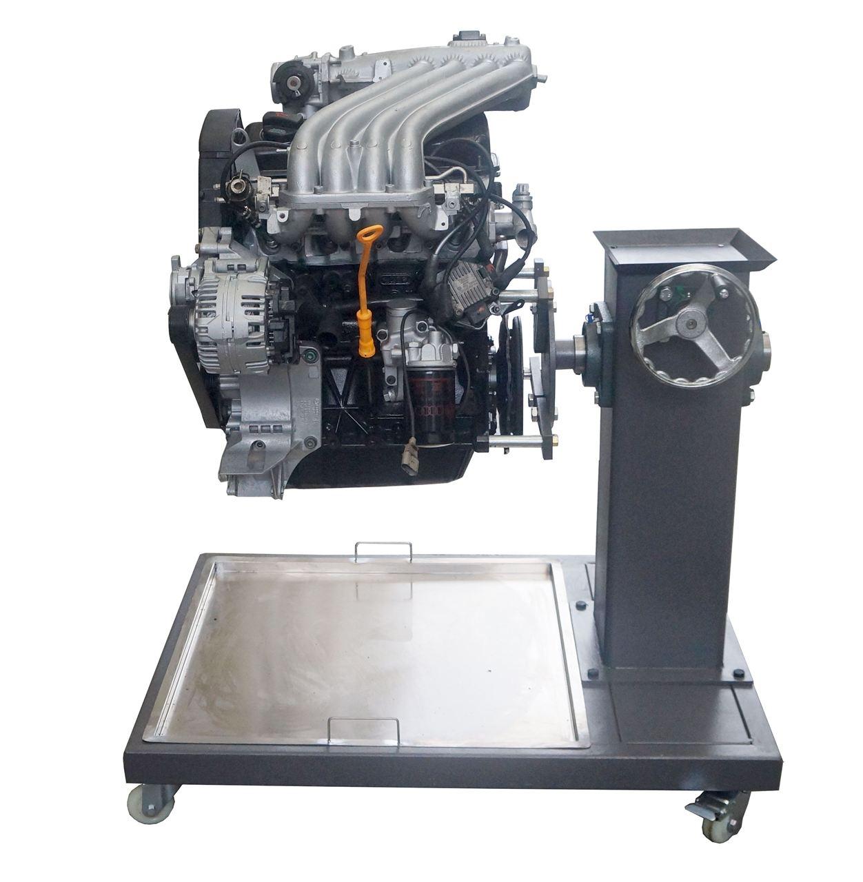 cs2017 汽车发动机翻转架 拆装维修实训台 维修支架托架 汽车教学设备
