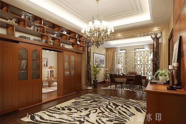 重慶密室設計方案